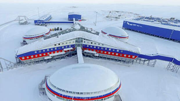 Американский профессор: США проиграли России в «битве за Арктику»