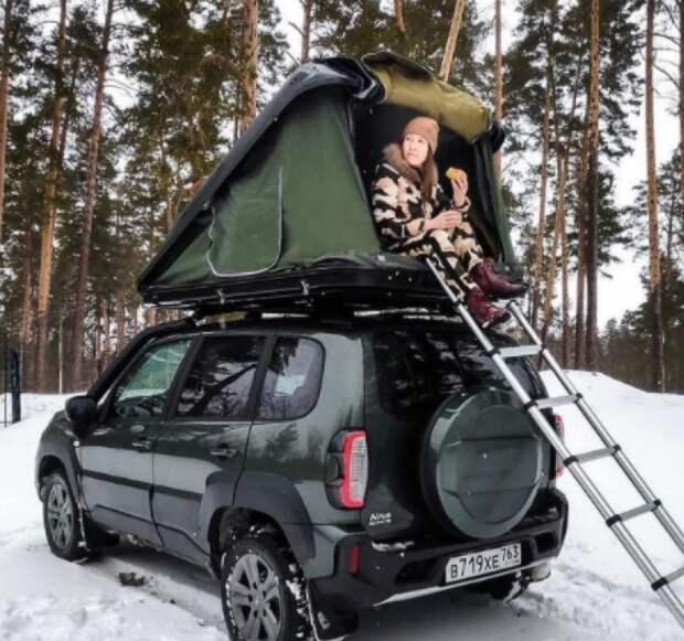 """""""Ниву"""" назвали самой хипстерской машиной Берлина: подборка лучших тюнинг-проектов Lada"""