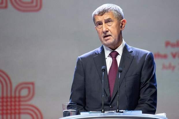 Премьер Чехии призвал ЕС присоединиться к высылке российских дипломатов