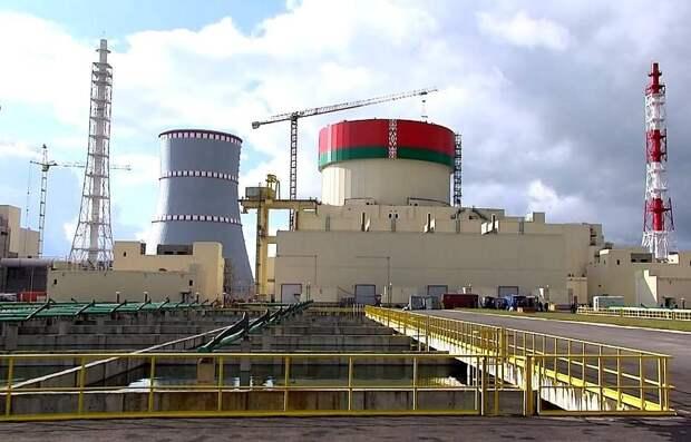 Литва пожаловалась США на БелАЭС
