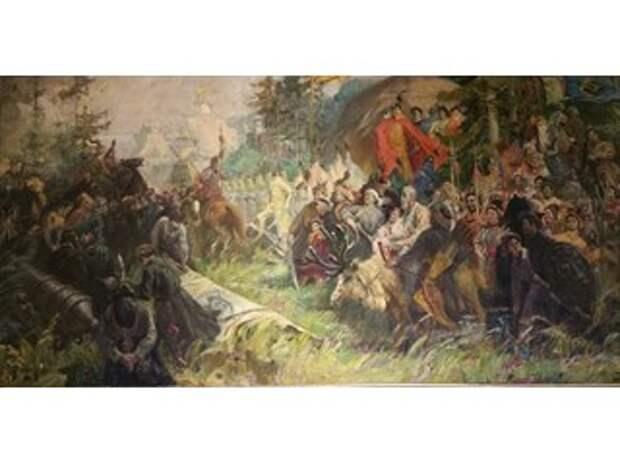 Кумарская битва: как 500 русских казаков победили 10-тысячную армию Китая