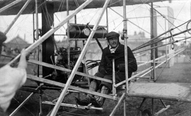 Трагическая история благородного Чарльза Роллса rollce-royce, авиация, авто, автоистория, история, летчик, факты, чарльз роллс