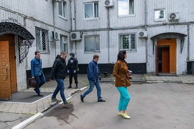 Безопасность работников – долг руководителя: в ГУП СППМ прошла тренировочная эвакуация