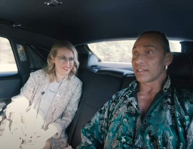 «У меня есть доказательства!»: Шульженко заверила, что Тарзан обманул Собчак на интервью