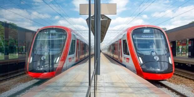 Еще 180 вагонов «Иволга»: до конца года парк поездов МЦД полностью обновят