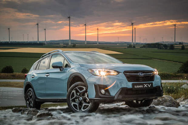 Subaru рассказала о новом XV для России