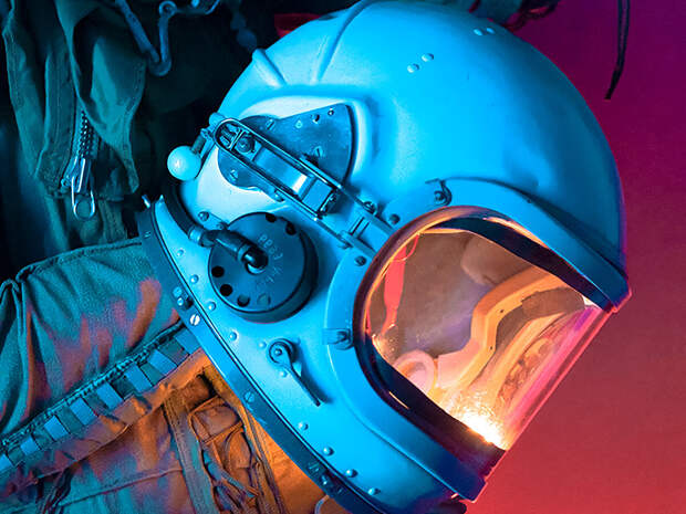 """""""Умная рубашка"""" отправляется в путешествие в космос ради науки"""