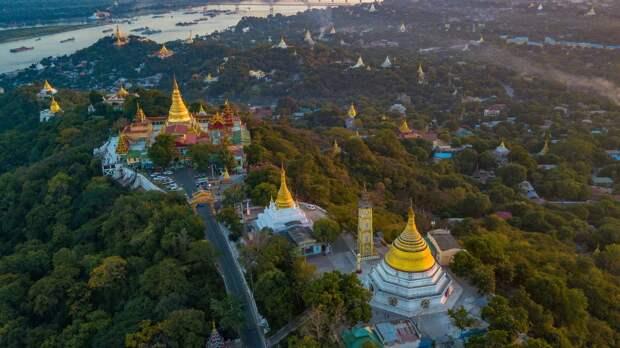 В Мьянме заявили об аннулировании парламентских выборов