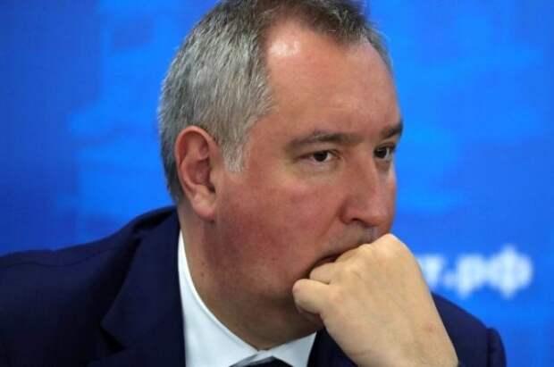 Рогозин заявил, что судьба России в проекте МКС зависит от санкций США
