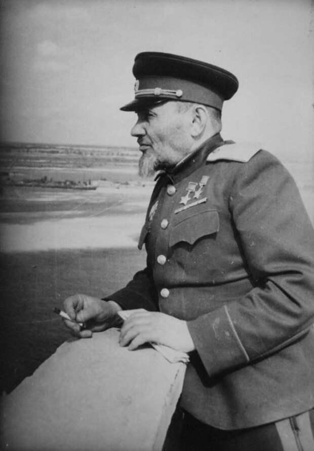 Легендарный партизанский генерал Сидор Ковпак