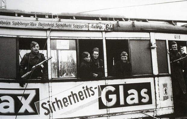 Сколько красноармейцев-дезертиров сбежало на Запад после разгрома Гитлера