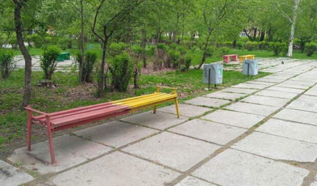 Тюменцы могут проголосовать задизайн-объекты благоустройства города