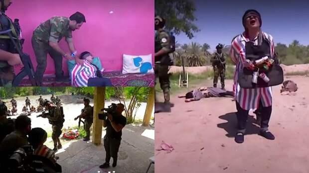 В Ираке запретили пранк-шоу с нападением террористов на знаменитостей