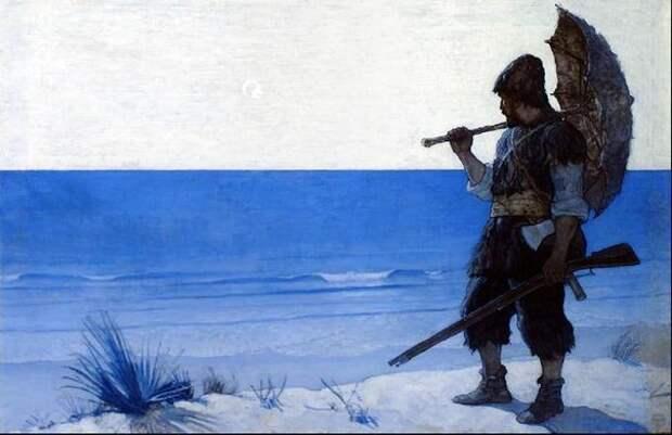 Русский Робинзон. В его судьбе были и свои пираты, и свой Пятница