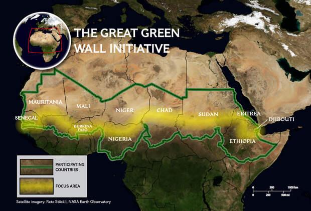 Сахара засыпает все песком и делает жизнь невыносимой: как остановить пустыню