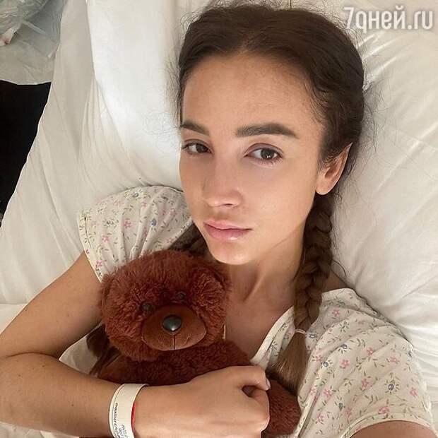 «Такая опухшая, ужас»: рыдающая Бузова получила втык от лечащих врачей
