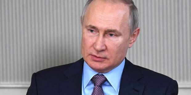 Путин оценил выдержку россиян в период пандемии