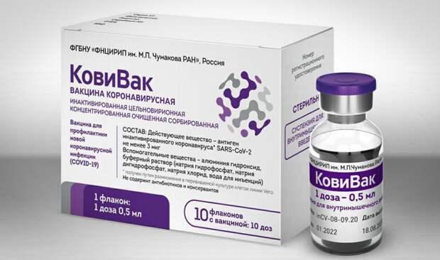 Эксперт перечислил особенности новой российской вакцины от коронавируса
