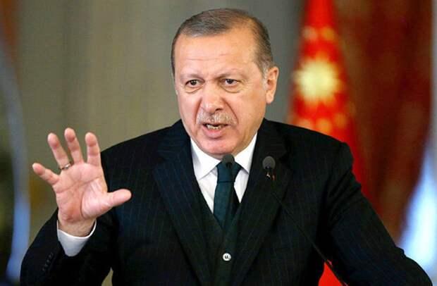 Эрдоган хочет мобилизовать весь мирпротив Израиля
