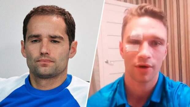 Ещё раз про футбол: Роман Широков избил судью в матче любительских команд