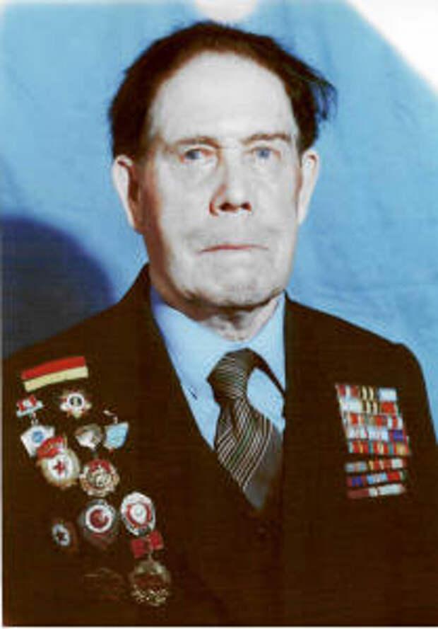 Алексей Михайлович Степанов – достойный пример на многие поколения вперёд