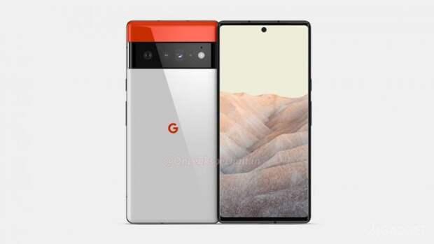 Первые реальные фотографии смартфона Google Pixel 6 Pro