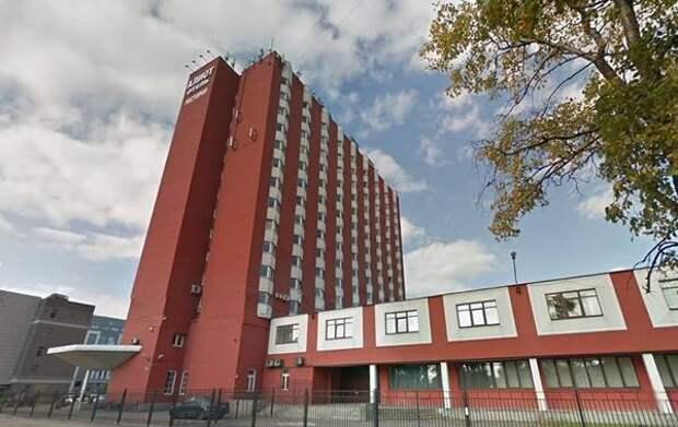 Фонд Неелова продает гостиницу «Алиот» вСанкт-Петербурге состуденческим кампусом