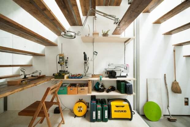 Дом  в Доме (мастерская)