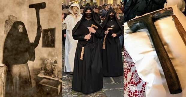 Аккабадоры — женщины-палачи или «хозяйки смерти»