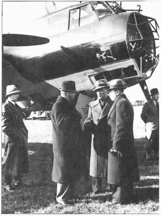 Немецкий след в истории отечественной авиации. Накануне войны