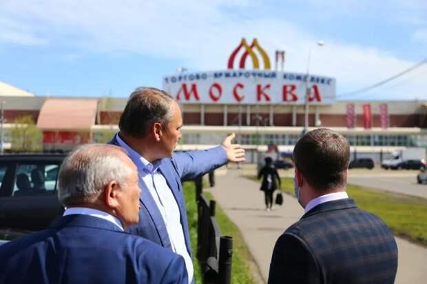 Петр Толстой: Пробки возле ОРТЦ «Москва» должны уйти в историю