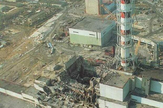 На Украине почтили память погибших ликвидаторов аварии на ЧАЭС