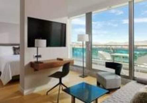 В Афинах откроется отель Marriott