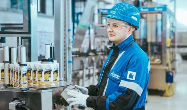32млрд рублей вложит «Газпром нефть» вОмский завод смазочных материалов