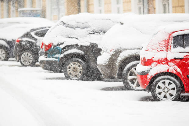 Зима авто топливо