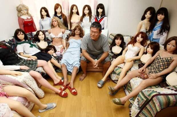 Великовозрастные девственники становятся для Японии обычным делом иэто печально