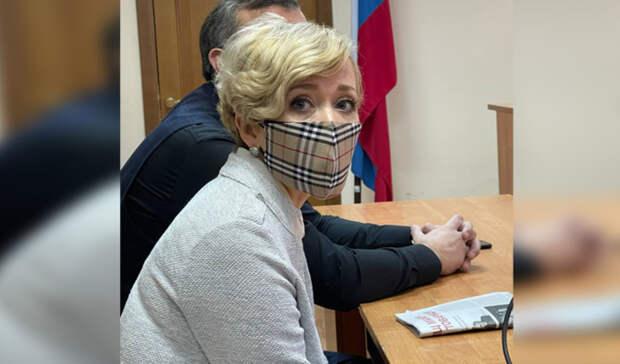 Соавтор закона о нежелательных организациях принес извинения ростовчанке Шевченко