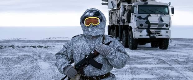 «Арктика – это наши земли и воды, НАТО там делать нечего» – Лавров