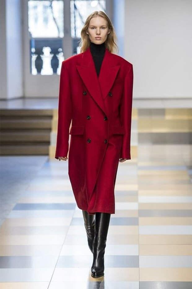 Модные пальто осень 2017 | галерея [2> фото [4]