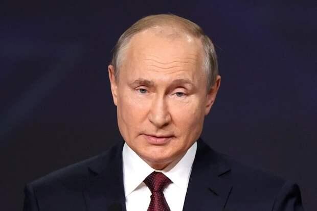 Путин предложил освободить часть россиян от налога на продажу жилья