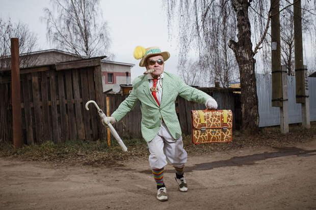 Вятский модник: как 72-летний пенсионер своими нарядами дает фору молодым, фото № 13