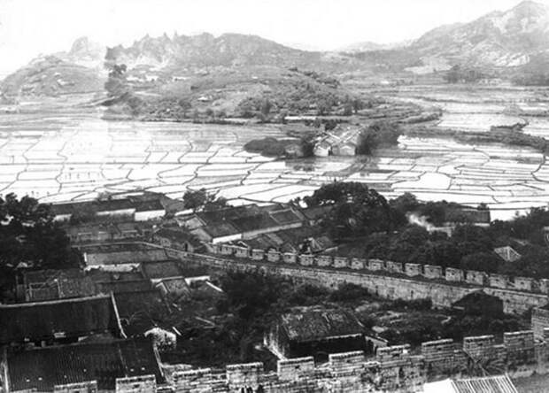 Тотальное перенаселение город, интересно, история, китай, познавательно, факты