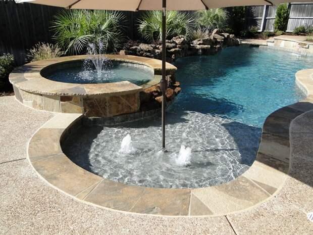 Дизайн двора частного дома: правила создания гармоничного пространства в разных стилях (124 фото)