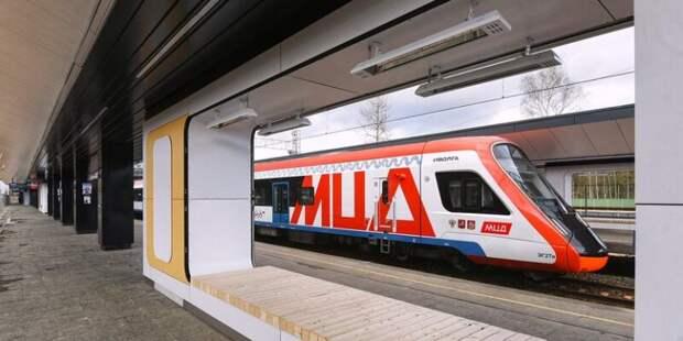 Пассажирам на станциях Долгопрудная и Новодачная пришлось ждать электрички около часа