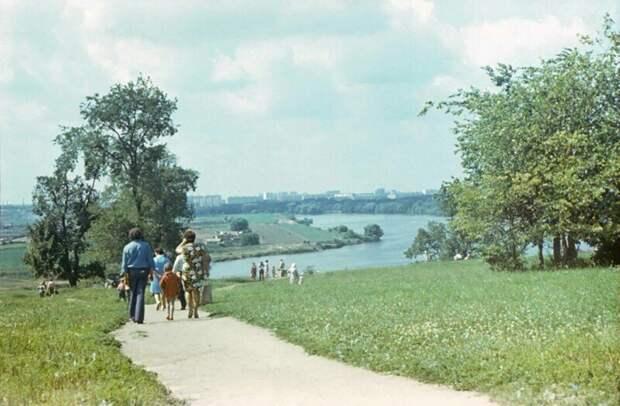 Коломенское, Москва, 1977