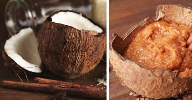 детские поделки из скорлупы кокоса