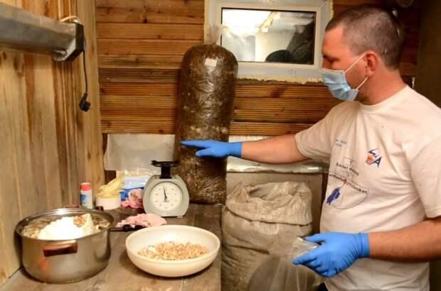 Субстрат для грибов легко приготовить в домашних условиях / Фото: i.ytimg.com