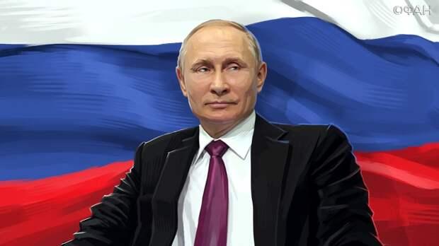 Марков о внешнеполитической части послания Путина: Украина и США оказались чудовищами