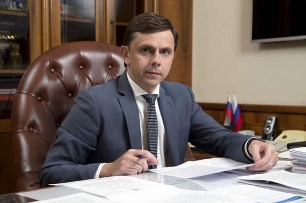 Губернатор Клычков назвал число привитых орловцев