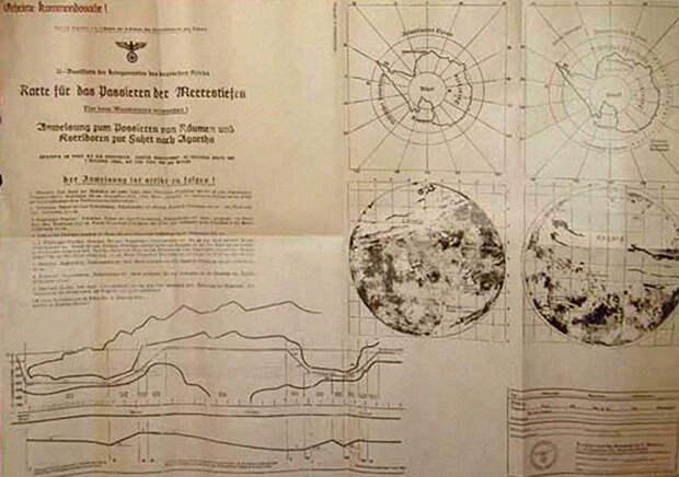 Тайная директива адмирала Кузнецова и битва за Антарктиду